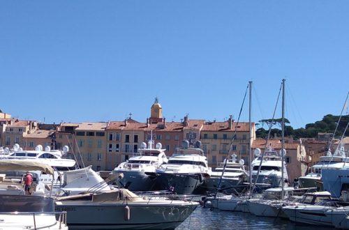 vacances port saint-tropez côte d'azur vacances en famille