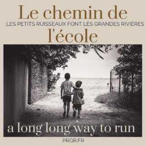 blog maman blog PRGR petits ruisseaux grandes rivieres blog famille recomposée chemin école enfants chemin école