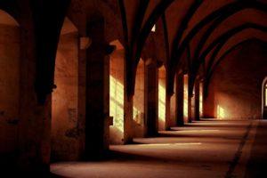 religieuse monastère prière mystique