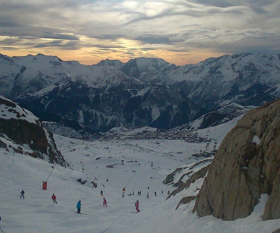 vacances au ski Alpe d'Huez train enfants jouer hiver skier lapin neige tartiflette blog maman blog famille recomposée blog les petits ruisseaux font les grandes rivieres blog PRGR http://prgr.fr