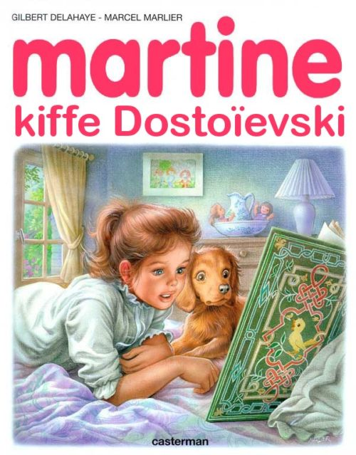 Martine dostoievski lecture