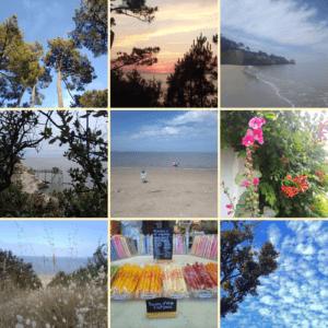 SOUvenir été vacances charente-maritime coquillages