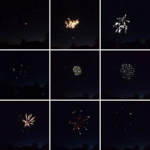 feu d'artifice 14 juillet