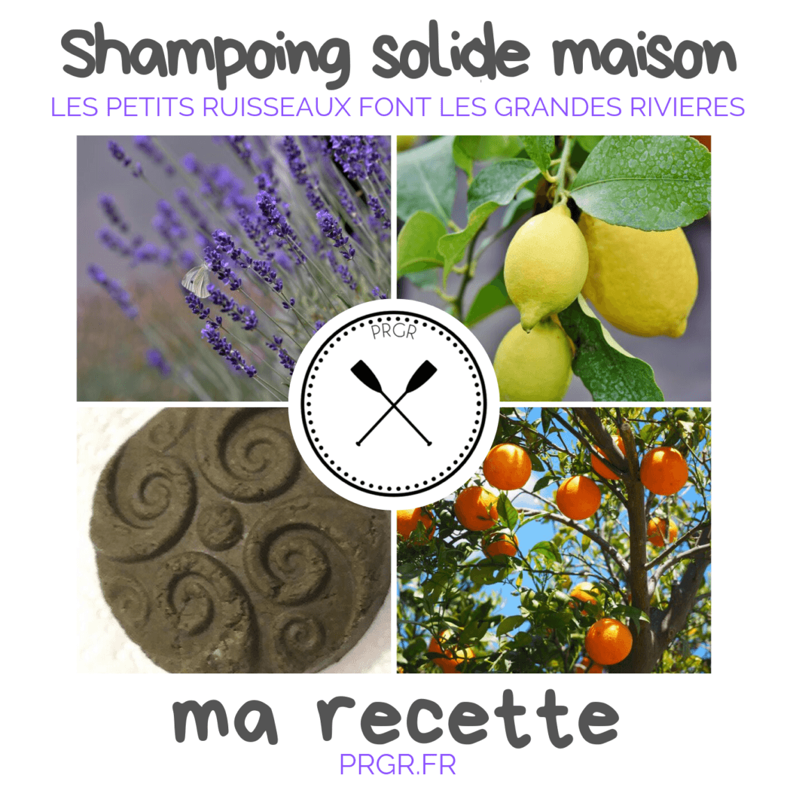 shampoing solide maison