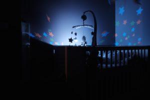 chambre bébé nuit