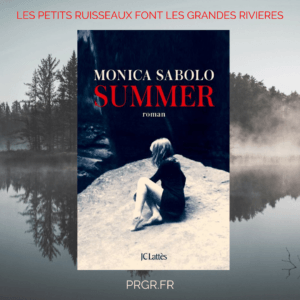 roman summer monica sabolo éditions JC lattès