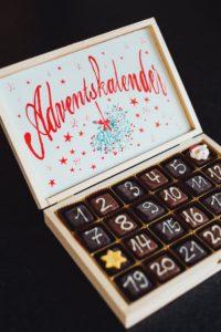calendrier de l'avent chocolat