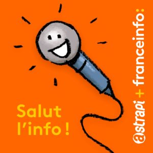 salut l'info podcast