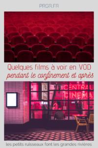film vod cinéma confinement
