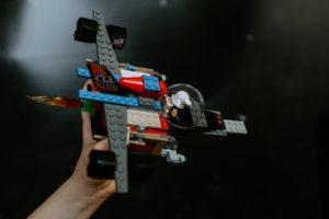 lego vaisseau spatial